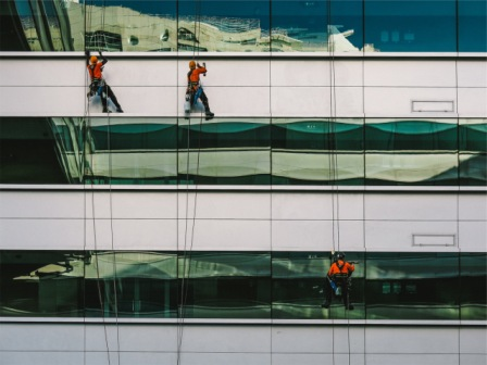 Even if a consumer's problem is obvious to you, they may not see it from their perspective. In the case of these window washers, all three can get the job done -- but one of them can do it faster. That means the other two have a problem.